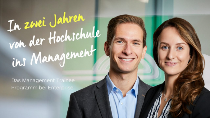 Karriere planen und Ziele erreichen Management Trainee  Enterprise Jobs und Karriere