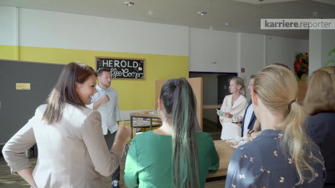 Rundgang durch HEROLD Business Data GmbH | karriere.at