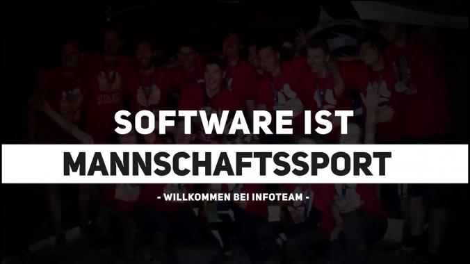 Software ist Mannschaftssport