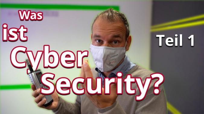 infoteam VLOG: Cyber Security - Teil 1