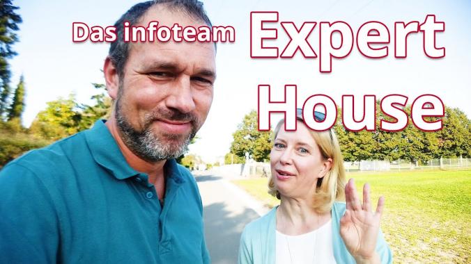 infoteam VLOG: Wir stellen unser Expert House vor
