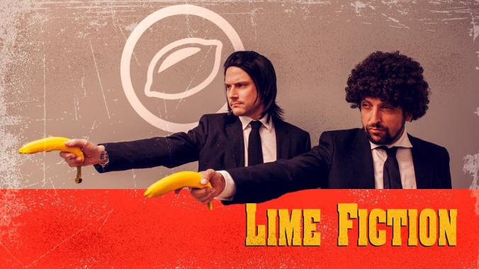 Lime Fiction - Die DSGVO-konforme Weihnachtseinladung ;-)