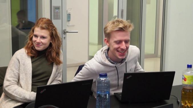 Azubi-Video: Ausbildung in der IT der LVM Versicherung