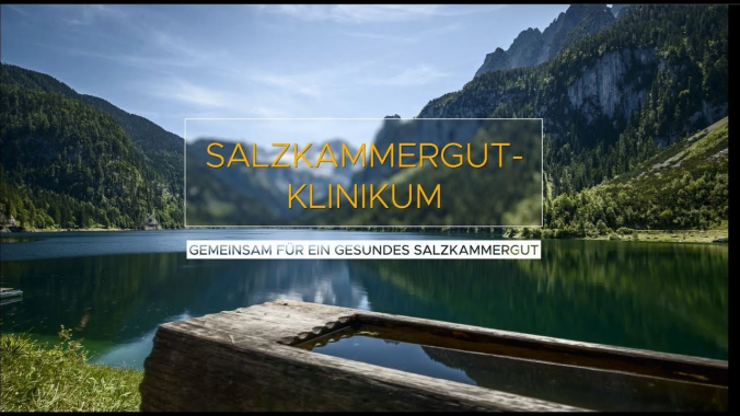 Salzkammergut-Klinikum in Bild und Ton