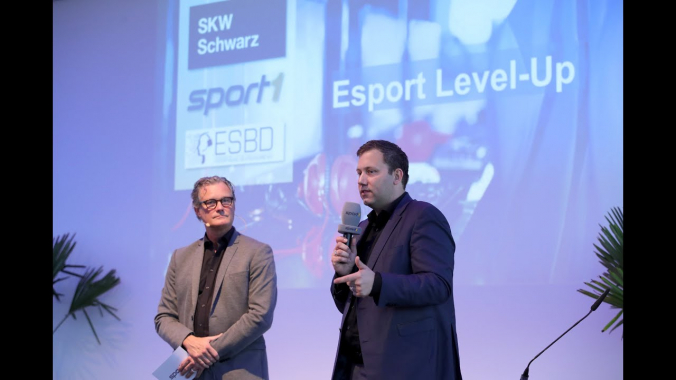 Esport Level-Up