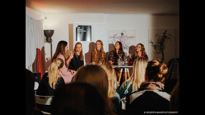 Aftermovie Digital Female Event am 5. März 2020