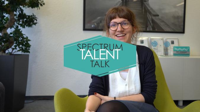 SPECTRUM Talent Talk - Sina