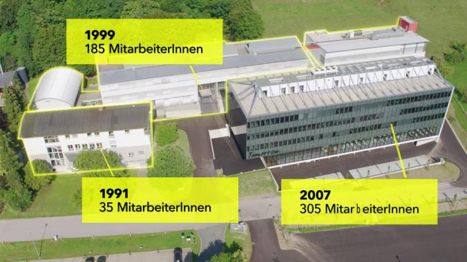 Standort Friesach: Das IT Powerhouse von SSI SCHÄFER