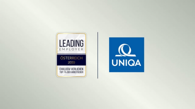 UNIQA Insurance Group AG ist LEADING EMPLOYER 2020!