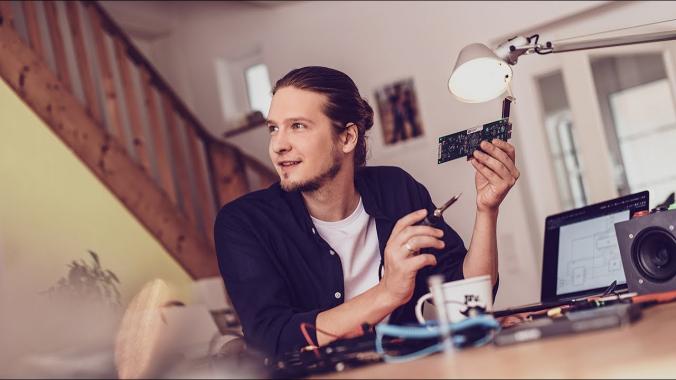 inside viadee: IT-Berater Thomas sucht die technische Herausforderung