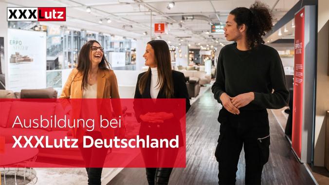 Ausbildung bei XXXLutz Deutschland