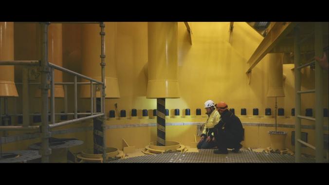 Eröffnungsfilm Combined Grid Solution - CGS Inauguration