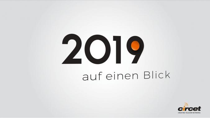 Circet 2019 auf einen Blick