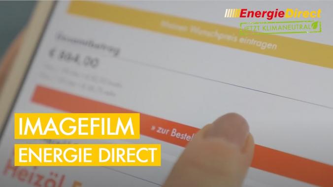 Energie Direct | Immer in Ihrer Nähe! | Imagefilm