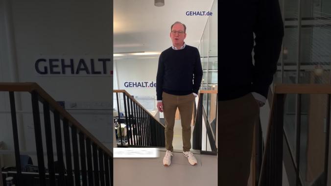 Dr. Philip Bierbach, Geschäftsführer von GEHALT.de