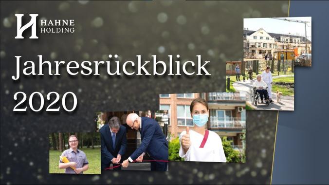 Jahresrückblick 2020: Ein Jahr mit Pandemie, Eröffnungen und neuer Ausbildung in der ...