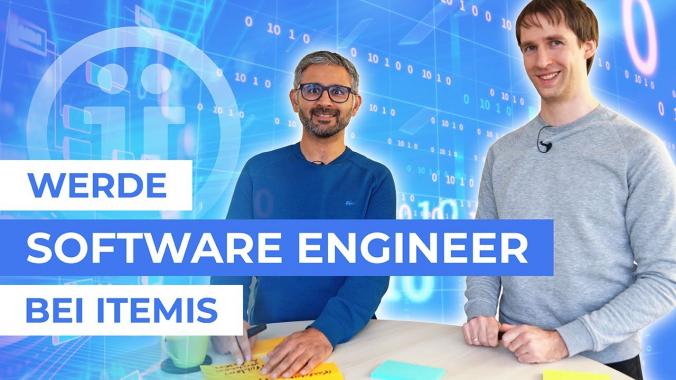 Job als Software Engineer (w/m/d) in Frankfurt & weiteren Standorten