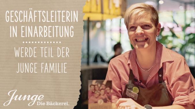 Solveig – Geschäftsleitung in Einarbeitung | WERDE TEIL DER JUNGE FAMILIE