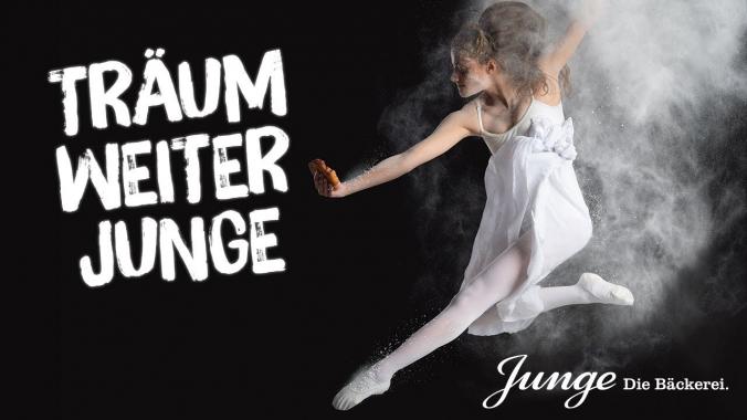 TRÄUM WEITER JUNGE - Das Junge Die Bäckerei Musical