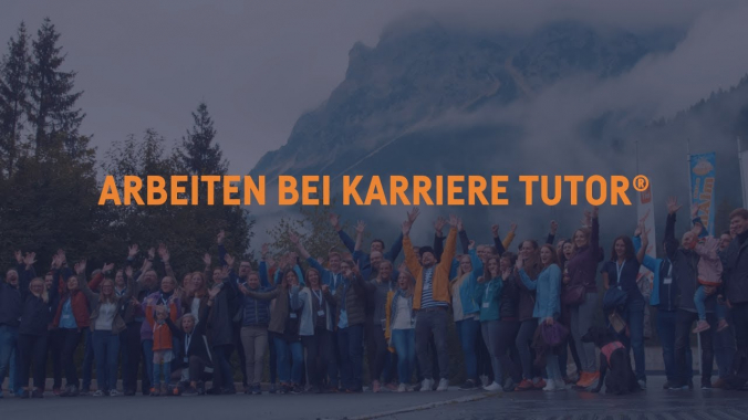 Sommerevent Tirol - Arbeiten bei karriere tutor®