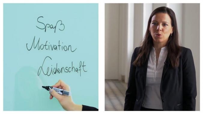 Michaela Landauf - Steuerberatung bei KPMG