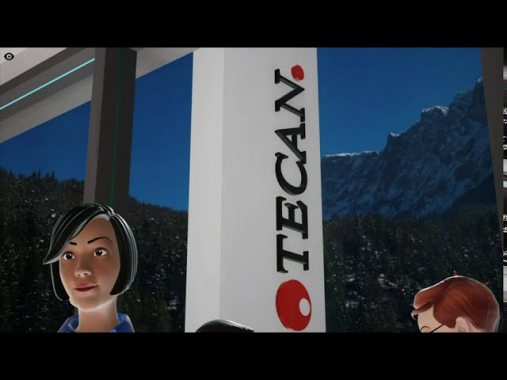 Immersive Showroom: Sneak Peek into Tecan's Virtual World