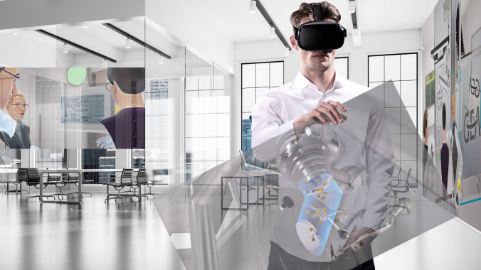 Training and Service in VR: How GEA Pharma Manages Customer Onboarding