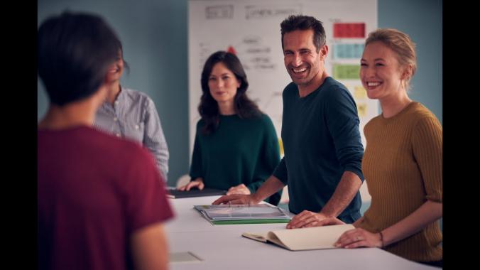 Gemeinsam Gesundheit gestalten | Sanitas Arbeitgeberfilm