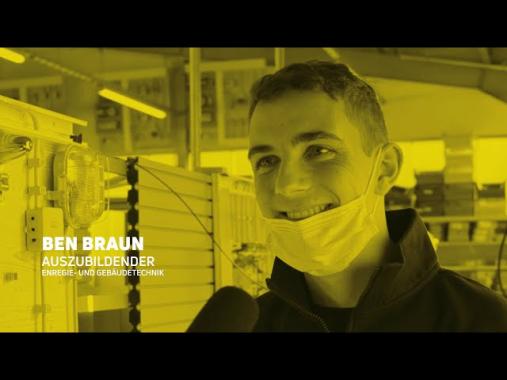 Stadler + Schaaf - Einblick in unsere Ausbildung im Rahmen der BeSt Neustadt