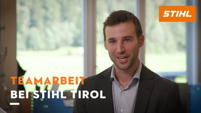 Das bedeutet Teamarbeit bei STIHL Tirol