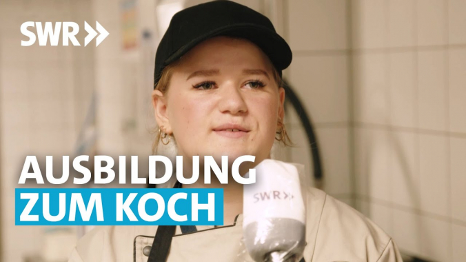 Ausbildung zum Koch (m/w/d) | Ausbildung im SWR #ReifFürDieAnstalt