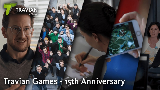 Travian Games - 15th Anniversary Video