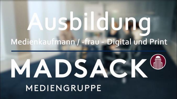 MADSACK Mediengruppe - Ausbildung Medienkaufmann/Medienkauffrau Digital und Print