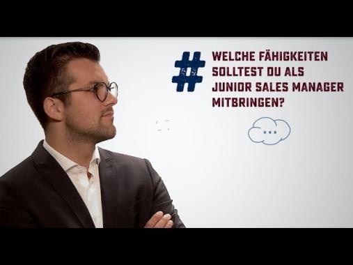#nachgefragt - Junior Sales Manager