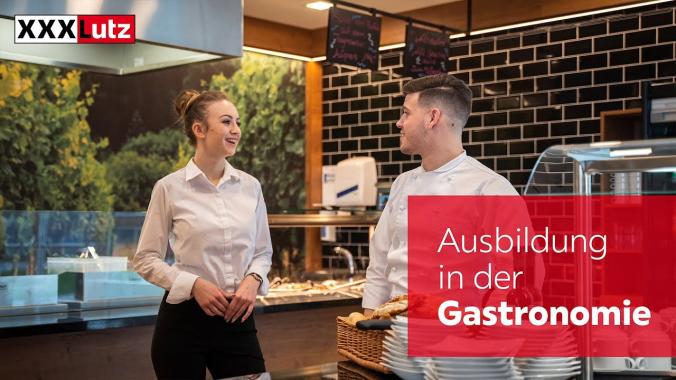 Ausbildung in der Gastronomie bei XXXLutz