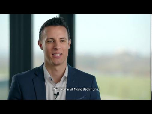 Arbeiten bei Amprion: Mario Bechmann bringt Offshore-Windstrom an Land