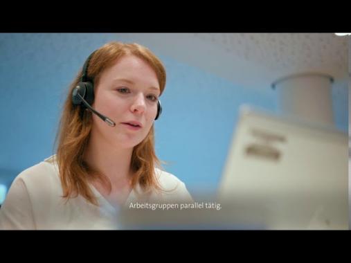 Arbeiten bei Amprion: Melina Groß ist Ingenieurin in der Netzentwicklung