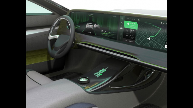 Jump into the future of automotive user interfaces with EB