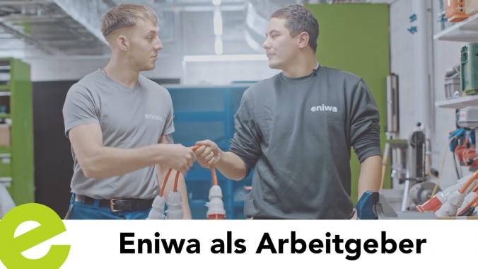 Eniwa als Arbeitgeber
