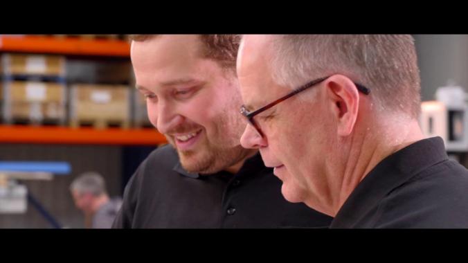 Als Feinwerkmechaniker bei Kraft Maschinenbau