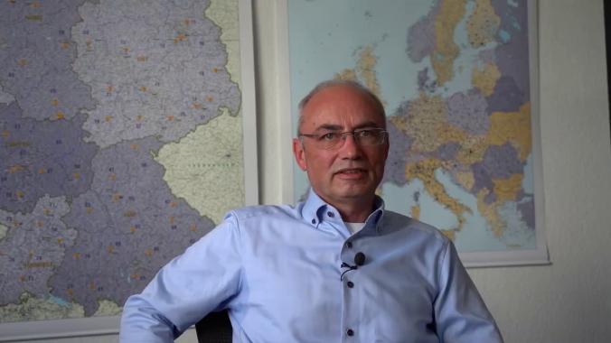 Vom Lehrling zum Manager Distribution Center - Wolfgang D. im Portrait