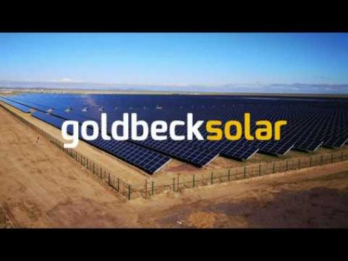 Solarpark Akadyr, 50 MWp