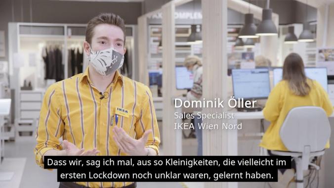 IKEA - gemeinsam sicher einkaufen