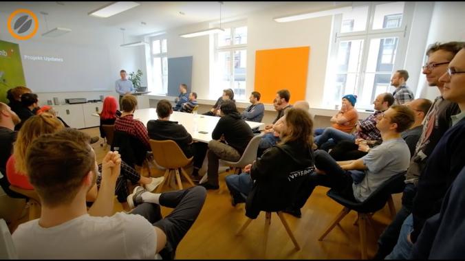 Softwareentwicklung im Herzen Leipzigs: Willkommen bei jambit!