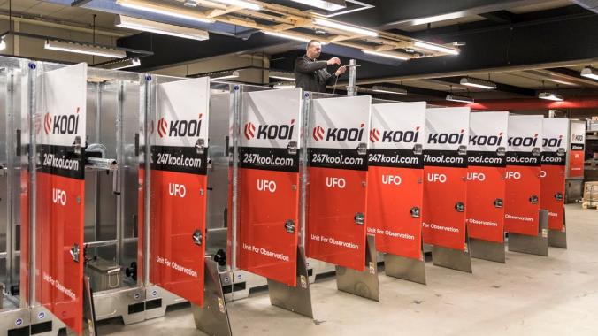 Imagefilm – Kooi Mobile Kameraüberwachung
