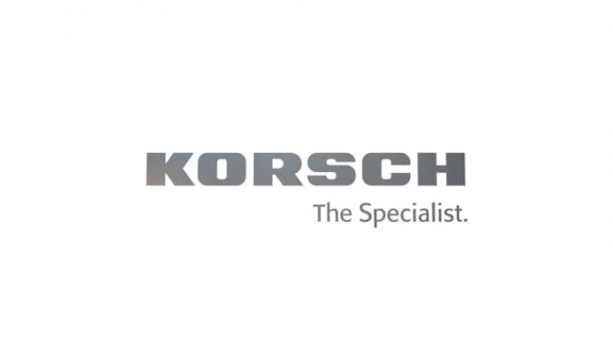 Die 100-jährige Geschichte der KORSCH AG