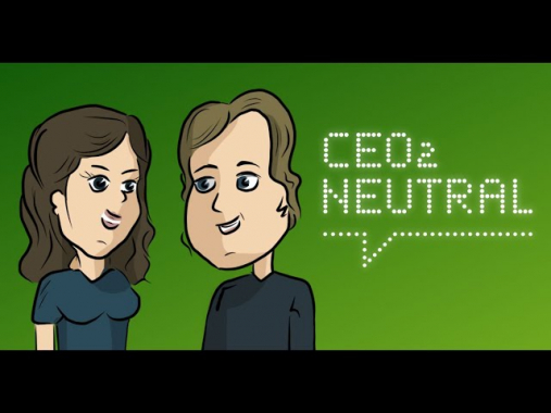 Meike & Nils über den Podcast CEO2-neutral