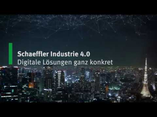 Schaeffler Industrie 4.0: Digitale Lösungen ganz konkret [Schaeffler]