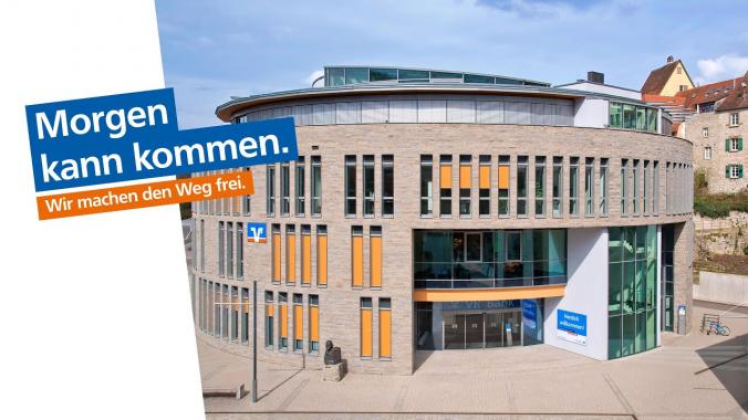VR Bank Schwäbisch Hall-Crailsheim eG - Imagefilm 2020