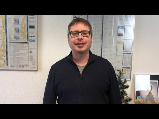 Mitarbeiterinterview Stefan Strauch - Template Designer